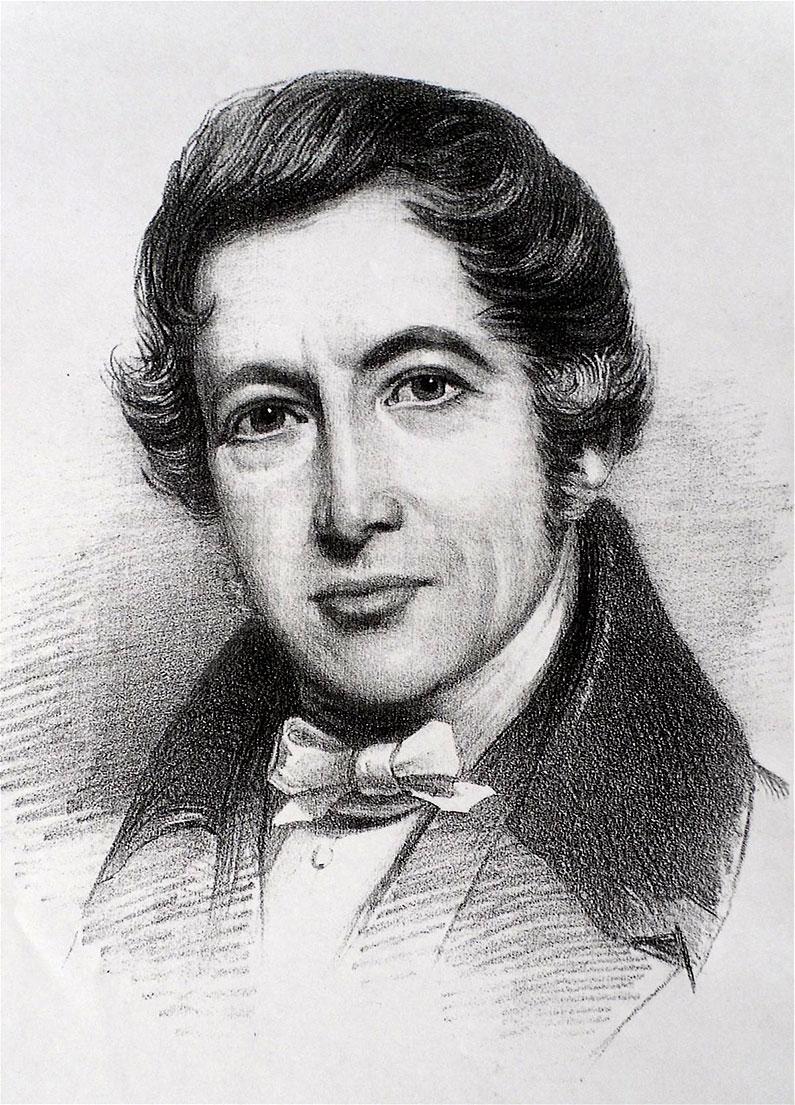Andrew Crosse of Fyne Court
