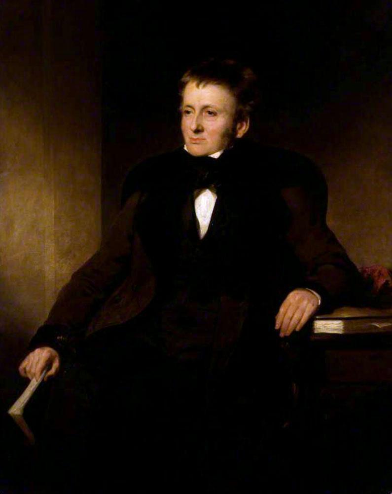 Thomas De Quincey | National Portrait Gallery