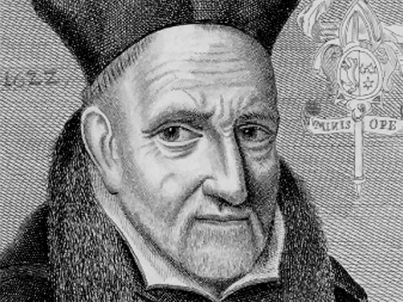 Robert Parsons Jesuit Priest