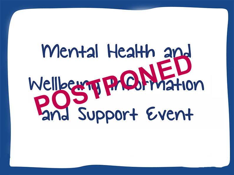 Mental Health and Wellbeing Event