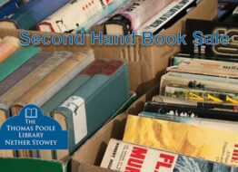 Second Hand Book Sale Thomas Poole Library Nether Stowey
